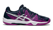 Asics Gel-Fastball 3 (21) Naisten sisäpelikengät (Digital Grape/White)