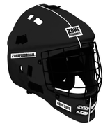 Zone Patriot (19) Salibandymaalivahdin maski Junior (Black)